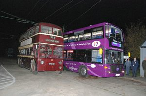 1114 with Trolleybus 181