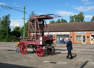 'William' Tower Wagon