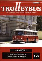 Trolleybus January 2012