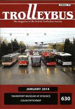 Trolleybus January 2014