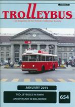 Trolleybus January 2016
