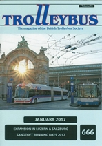 Trolleybus January 2017
