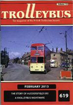 Trolleybus February 2013