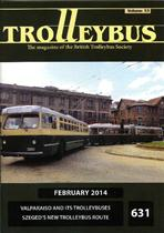 Trolleybus February 2014