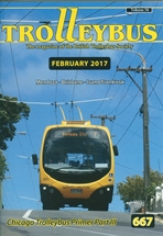 Trolleybus February 2017