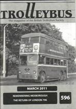 Trolleybus March 2011
