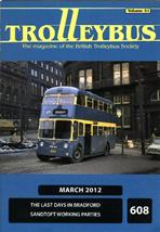 Trolleybus March 2012