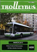 Trolleybus March 2013
