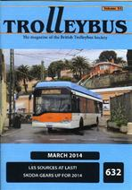 Trolleybus March 2014
