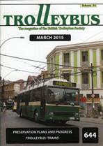 Trolleybus March 2015