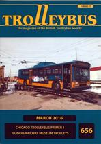 Trolleybus March 2016
