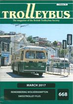 Trolleybus March 2017