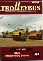 Trolleybus April 2011
