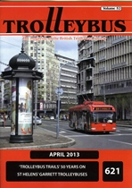 Trolleybus April 2013