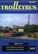 Trolleybus April 2014