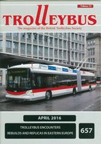 Trolleybus April 2016