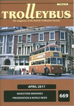 Trolleybus April 2017