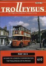 Trolleybus May 2012