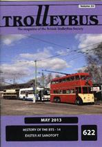 Trolleybus May 2013