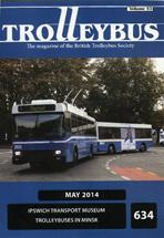 Trolleybus May 2014