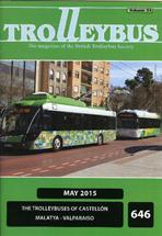 Trolleybus May 2015