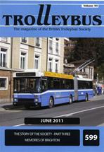 Trolleybus Magazine June 2011
