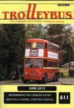 Trolleybus June 2012