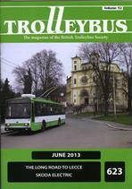 Trolleybus June 2013