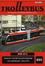 Trolleybus June 2014