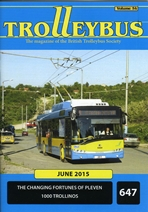 Trolleybus June 2015