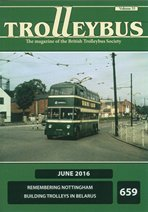 Trolleybus June 2016