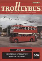 Trolleybus July 2011