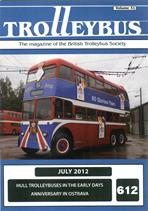 Trolleybus July 2012