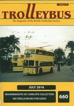 Trolleybus July 2016