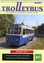 Trolleybus August 2011