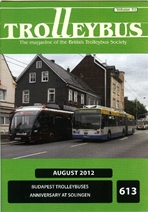 Trolleybus August 2012