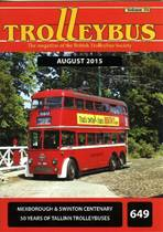 Trolleybus August 2015