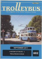 Trolleybus September 2011