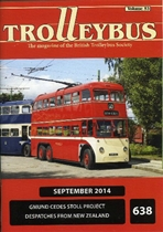 Trolleybus September 2014