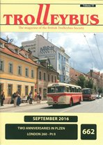 Trolleybus September 2016
