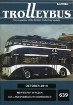 Trolleybus October 2014