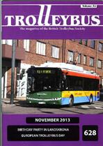 Trolleybus November 2013