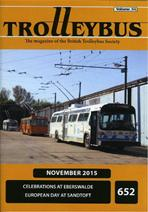 Trolleybus November 2015