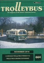 Trolleybus October 2016