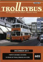 Trolleybus December 2011