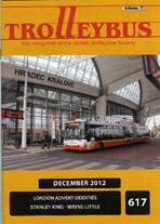 Trolleybus December 2012