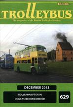 Trolleybus December 2013