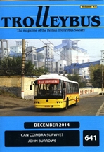 Trolleybus December 2014