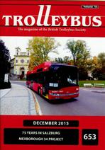 Trolleybus December 2015