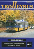 Trolleybus December 2016